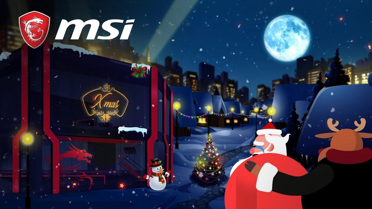 Il Natale di MSI regala un cashback sull'acquisto di schede madri thumbnail