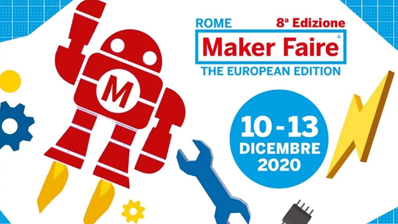 La prima edizione digitale del Maker Faire Rome – The European Edition è in arrivo thumbnail