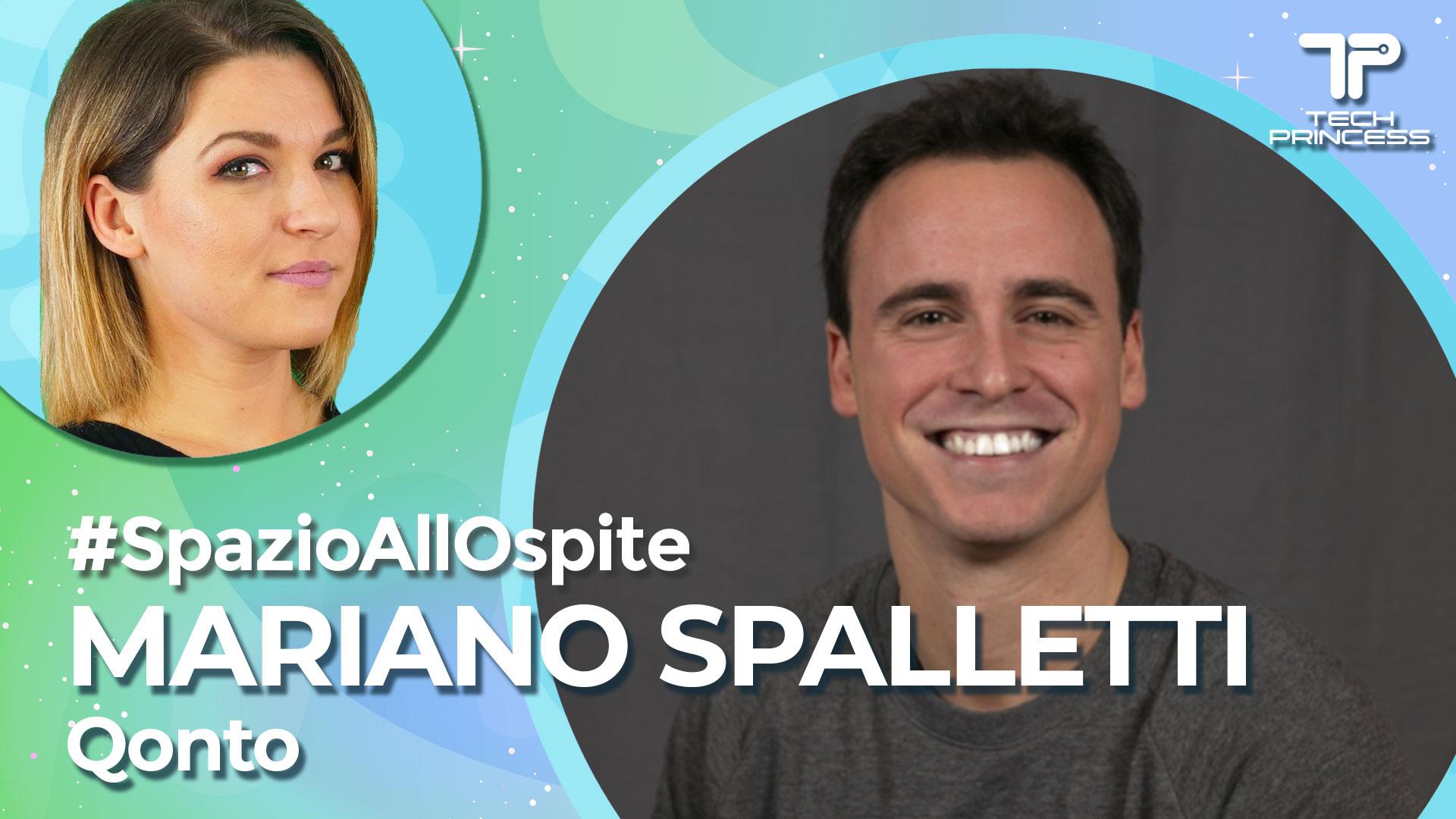 Spazio all'Ospite: con Mariano Spalletti, Country Manager Italia di Qonto thumbnail