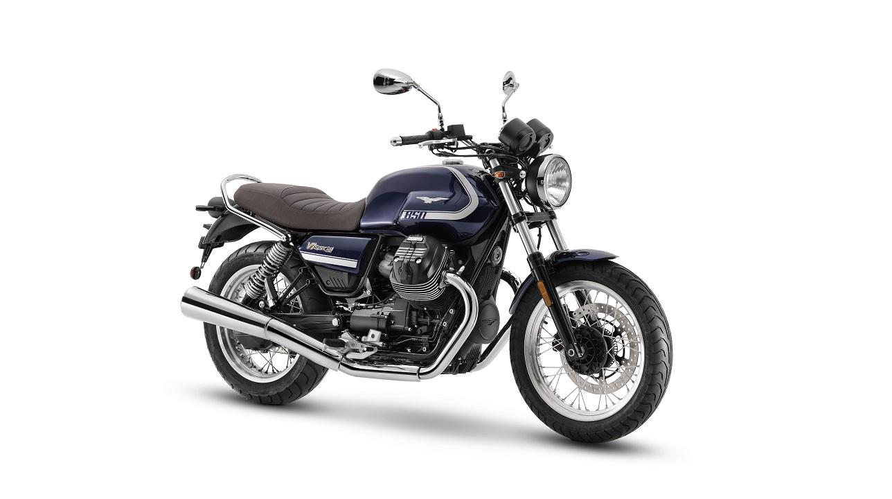 Debutta ufficialmente la nuova Moto Guzzi V7 thumbnail