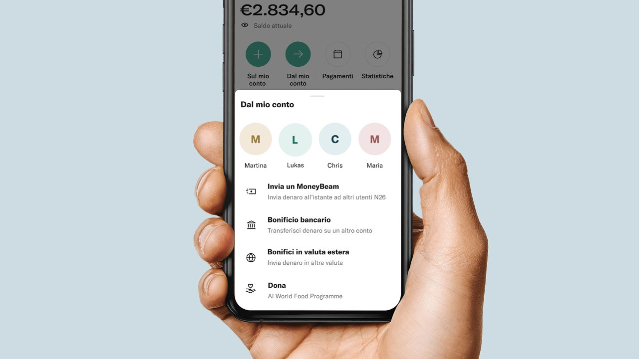 N26 introduce le carte N26 Standard, virtuali al 100% thumbnail