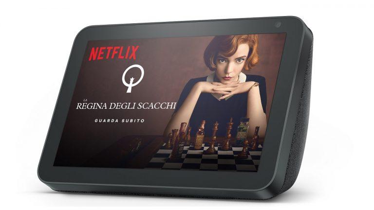 Netflix Amazon Echo