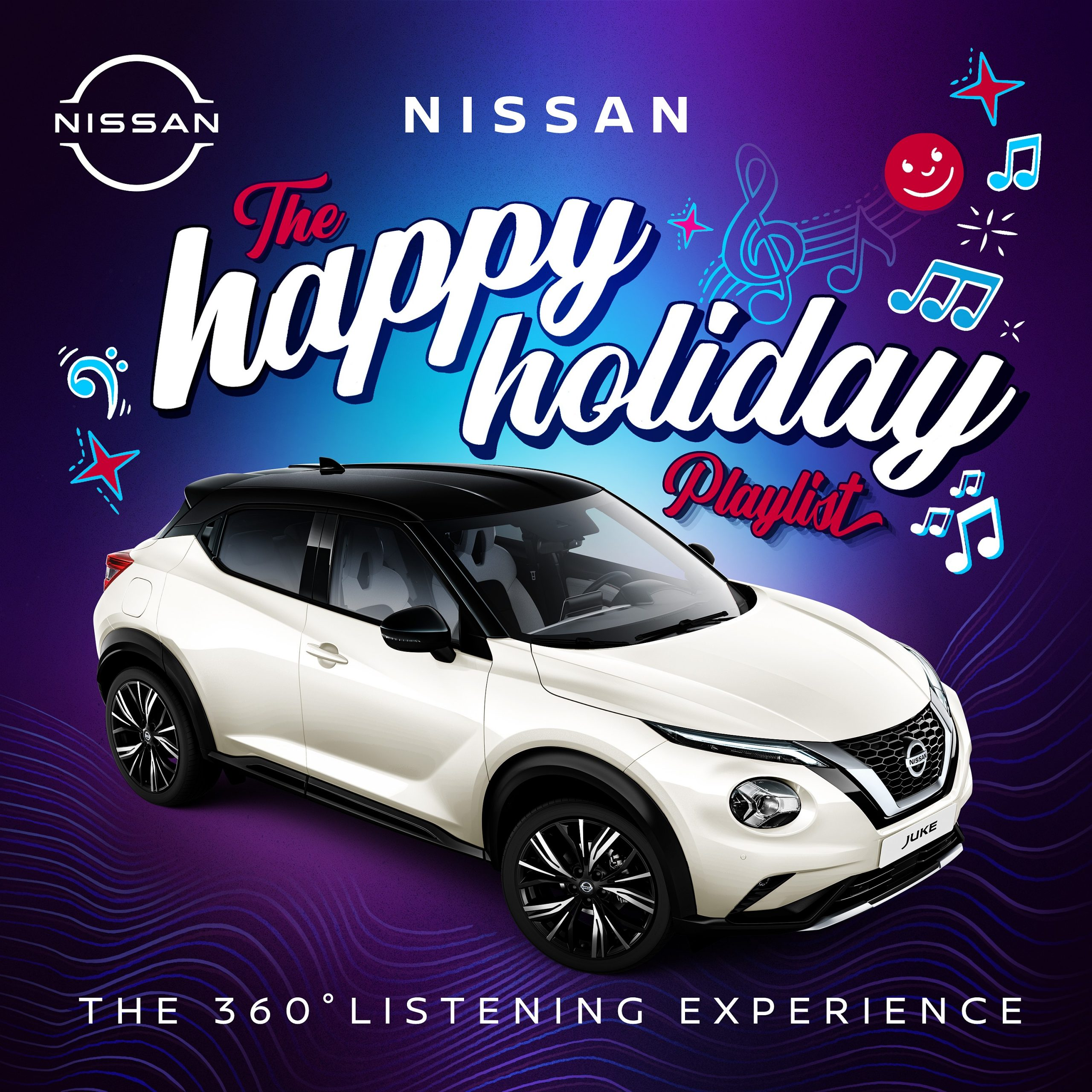 Nissan Juke Happy Holiday