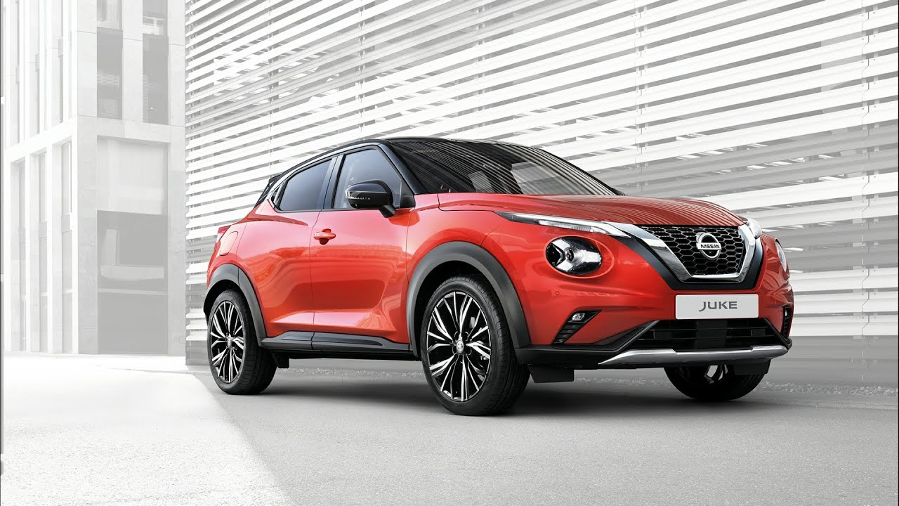 Nissan Juke celebra le feste con la Happy Holiday Playlist thumbnail