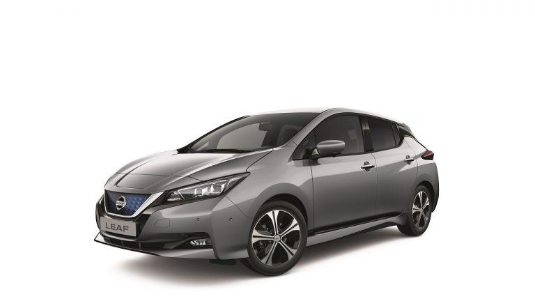 Nissan LEAF MY20.