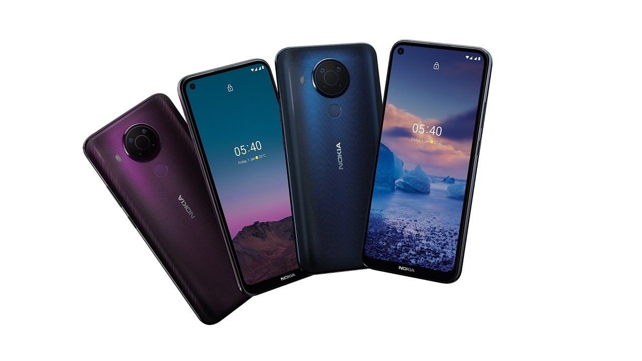 Nokia 5.4 arriva in Italia con un ottimo rapporto qualità prezzo thumbnail