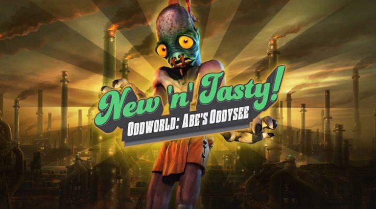 Oddworl New'n Tasty