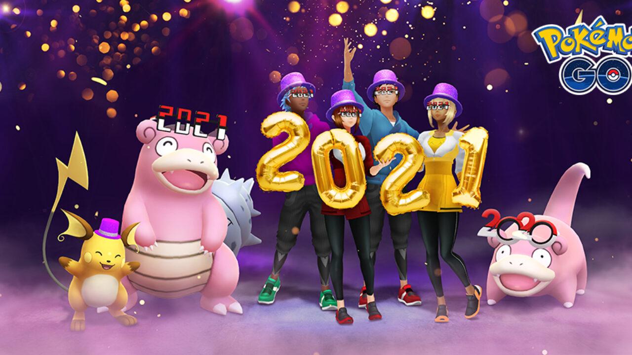 In arrivo numerosi eventi su Pokémon GO per celebrare il nuovo anno thumbnail