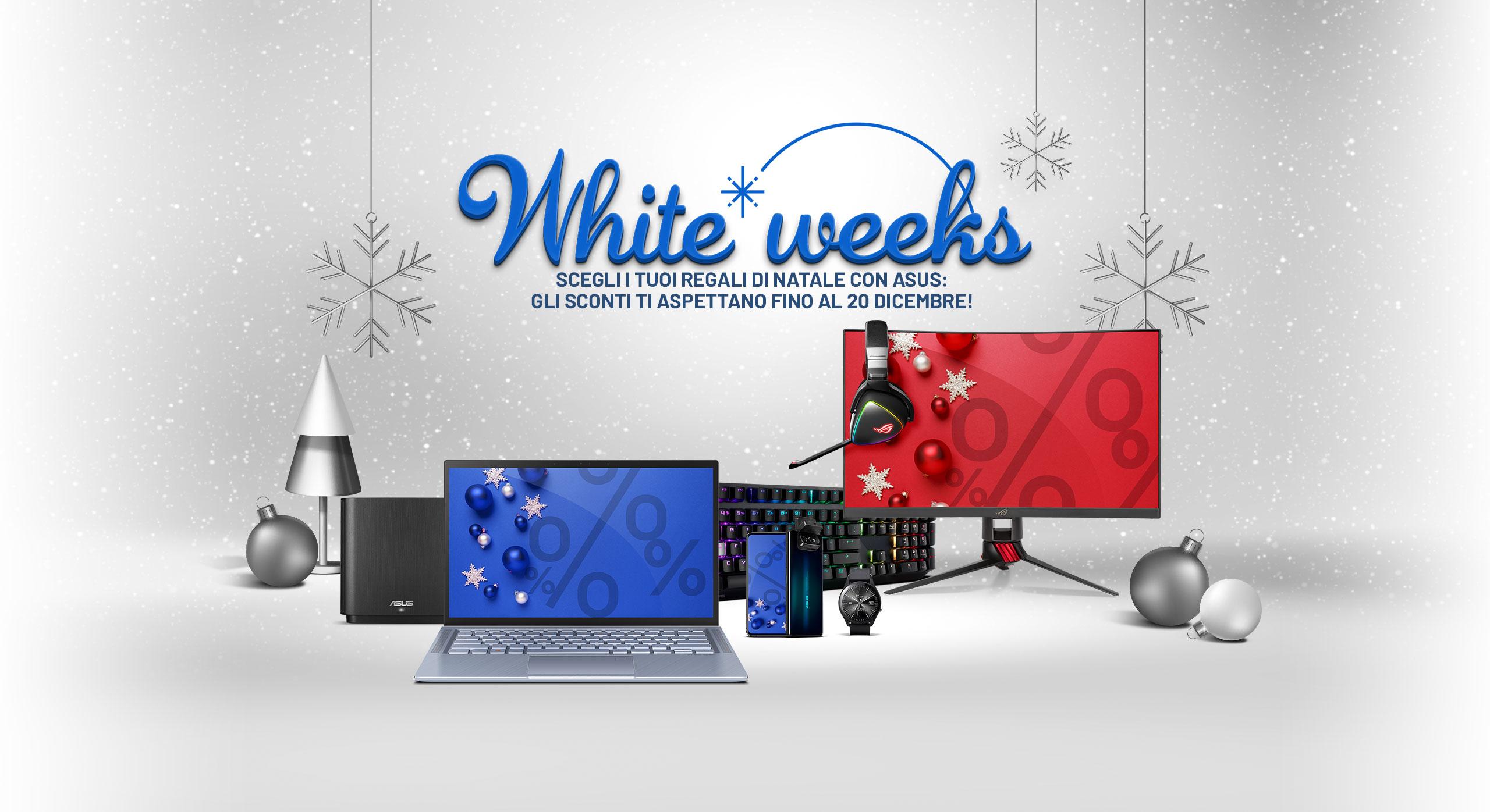 Con Asus i regali di Natale sono a prezzi scontati thumbnail
