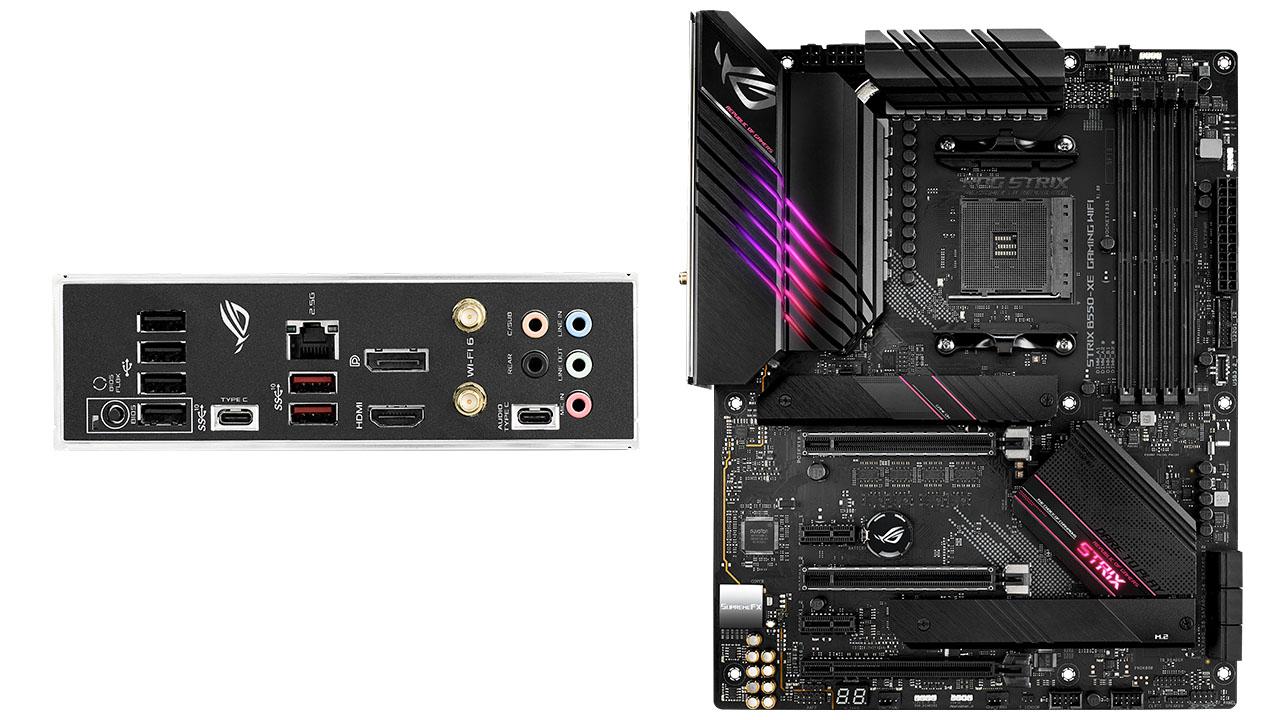 ROG Strix B550-XE Gaming WiFi