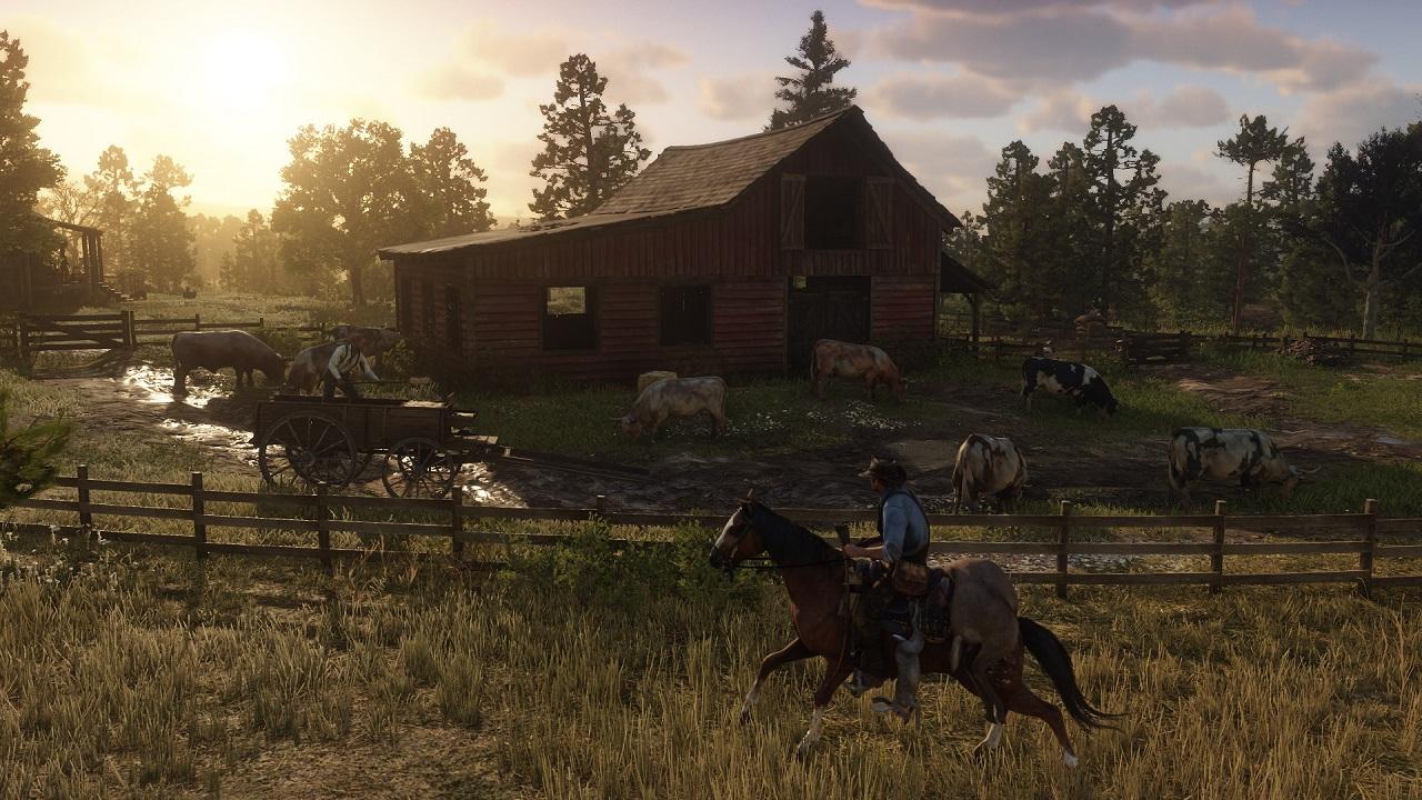 Un telegiornale scambia uno screenshot di Red Dead Redemption 2 per una foto vera thumbnail
