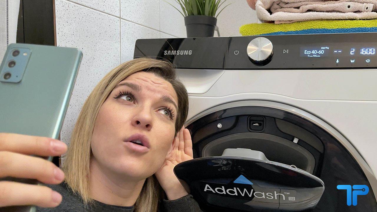 Samsung Ai Control: la lavatrice diventa ancora più intelligente thumbnail