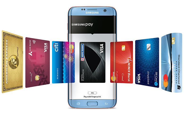 Samsung Pay carte