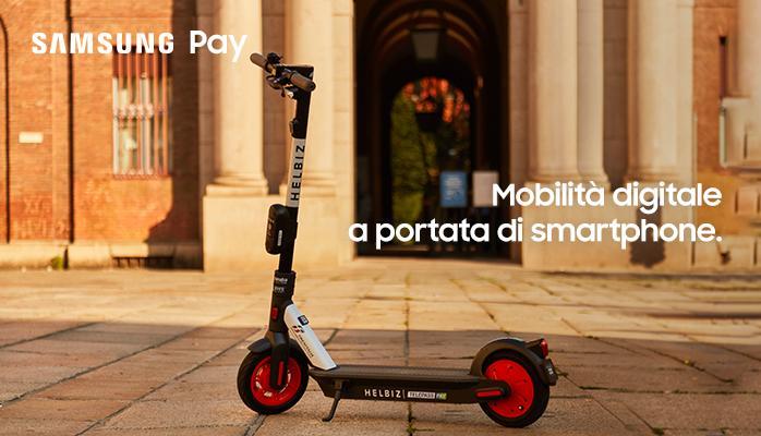 Samsung Pay helbitz
