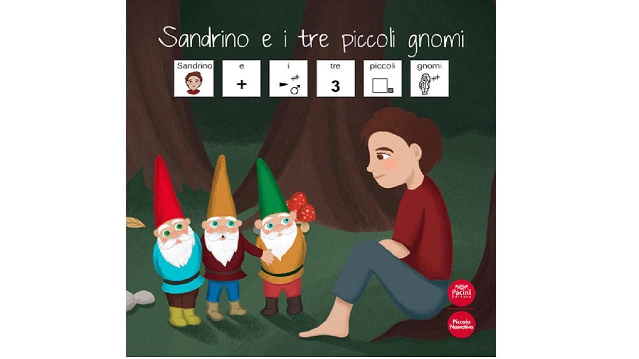 """""""Sandrino e i tre piccoli gnomi"""" è un libro davvero per tutti i bambini thumbnail"""