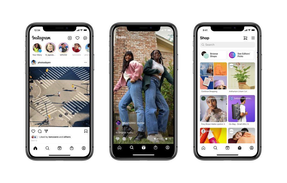 Instagram lancia la funzione Shopping per Reels thumbnail