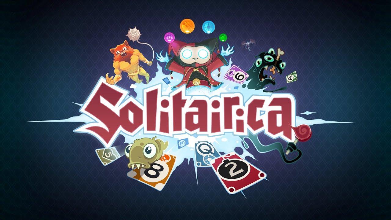 Oggi Epic Games Store regala Solitairica thumbnail