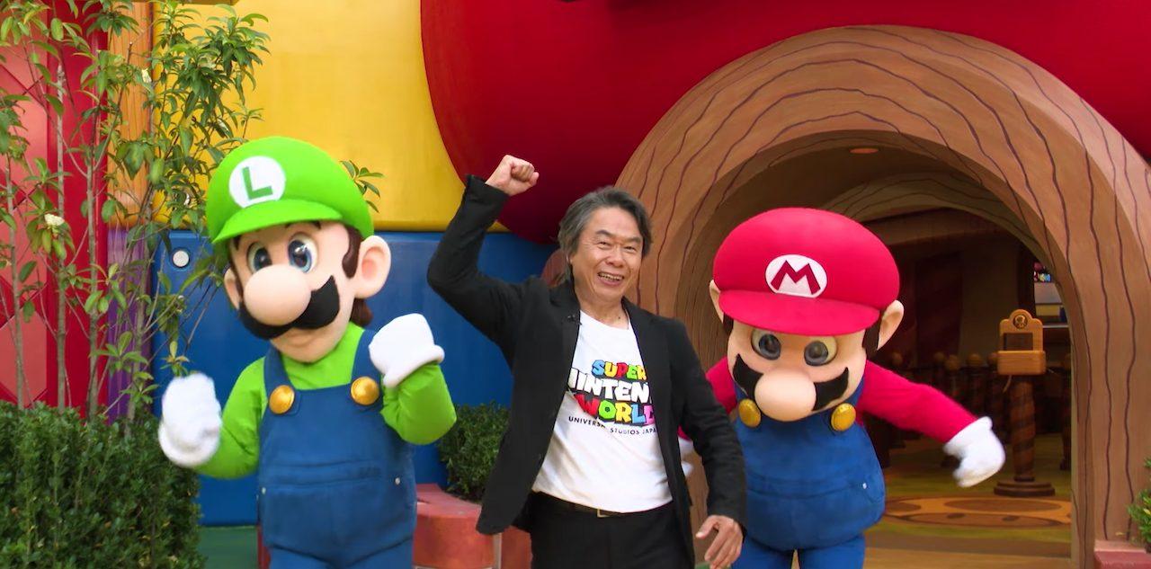 Visitiamo il Super Nintendo World con Shigeru Miyamoto thumbnail