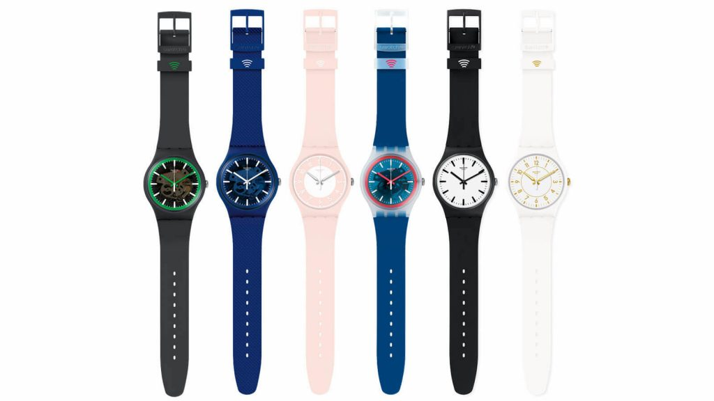 Orologio SwatchPAY! modelli