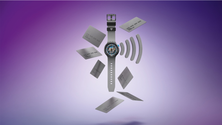 Orologio SwatchPAY! pagamenti contactless