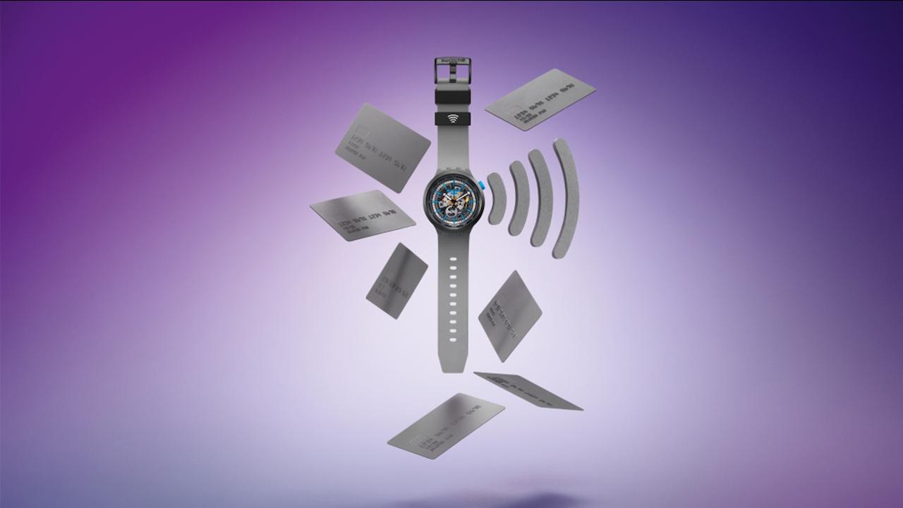 Con l'orologio SwatchPAY! da oggi pagare è smart thumbnail