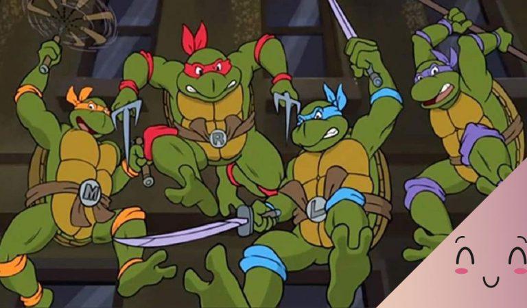 Tartarughe Ninja alla riscossa: quattro guerrieri con 'nomi d'arte'