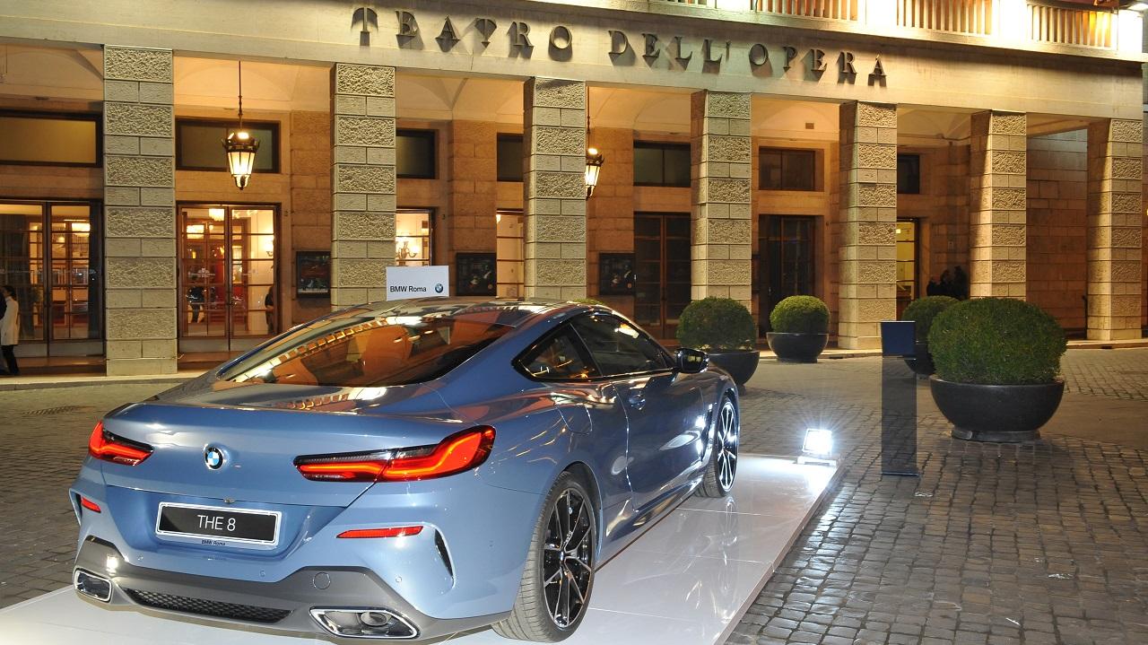 BMW è partner del Teatro dell'Opera di Roma per l'apertura della stagione thumbnail