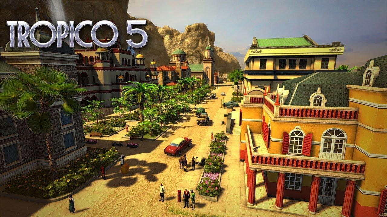 Tropico 5 è il nuovo gioco gratis del Natale di Epic Games Store thumbnail