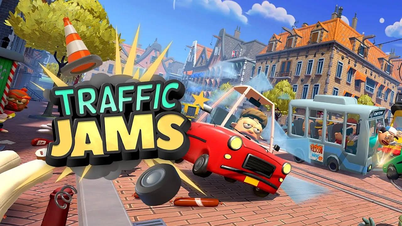 Pubblicato un nuovo gameplay di Traffic Jams che svela le meccaniche di gioco thumbnail