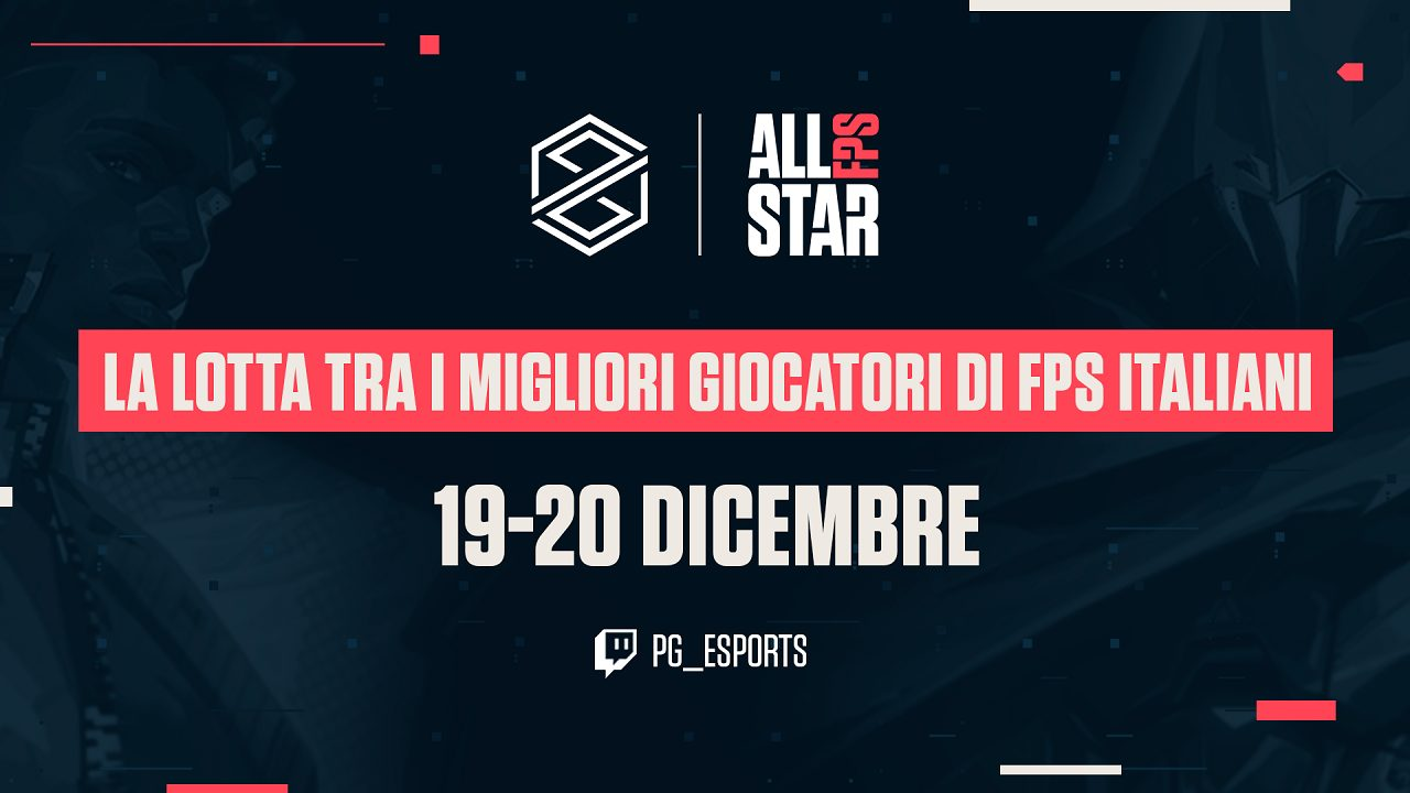 Per concludere l'anno in bellezza, PG Esports e Riot Games creano il Valorant FPS All Star thumbnail