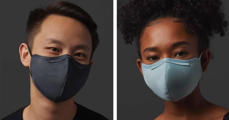 ViralOff di Everbrand è la mascherina perfetta per non far appannare gli occhiali thumbnail