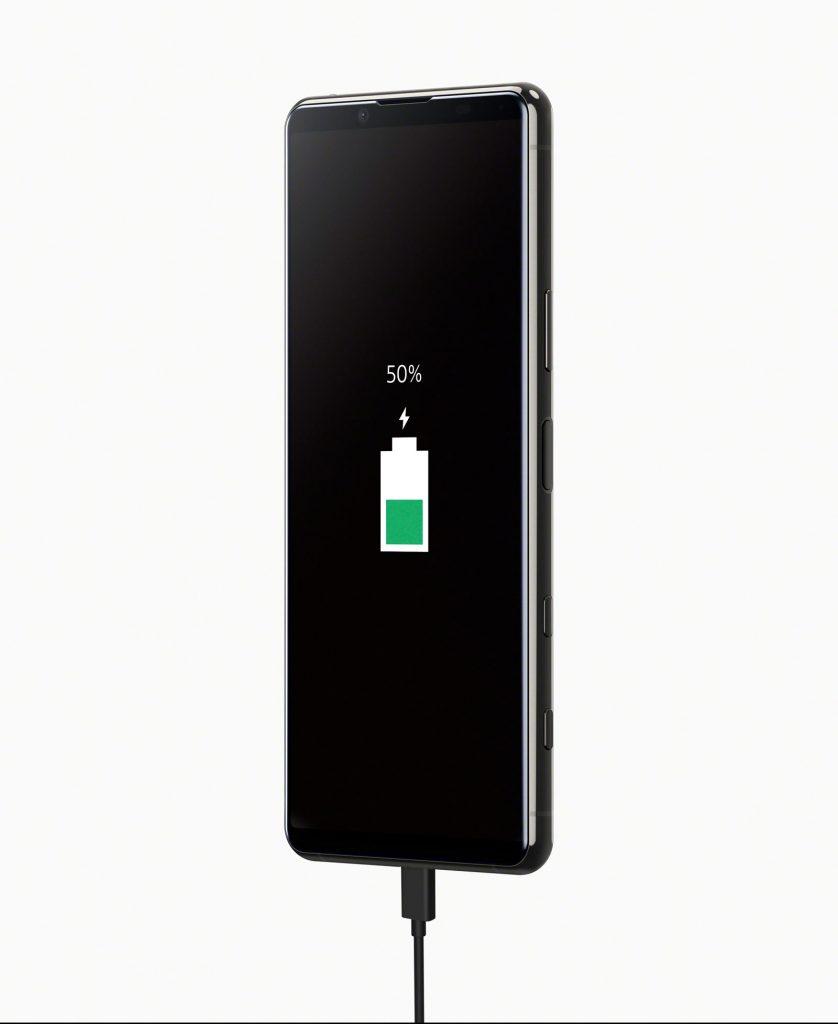sony xperia 5 II batteria