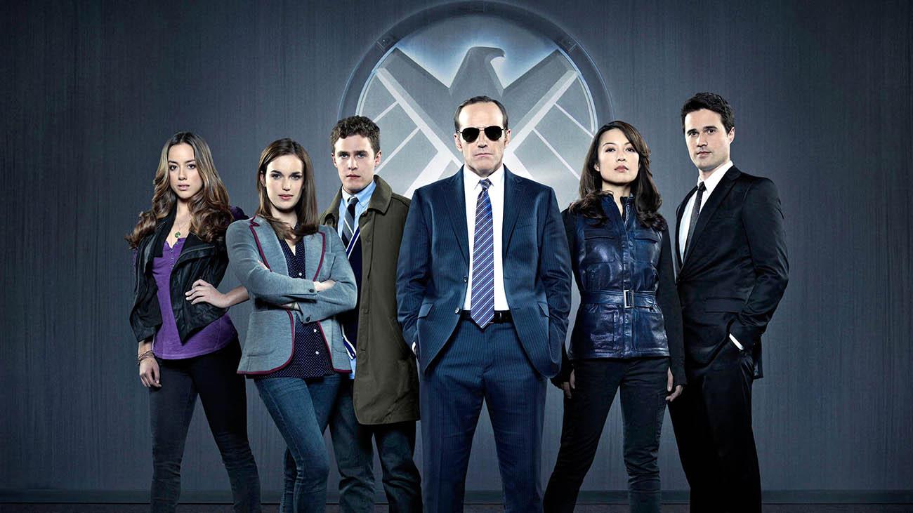 agents of shield la squadra degli agenti marvel