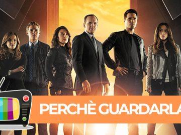 agents of shield perché guardarla