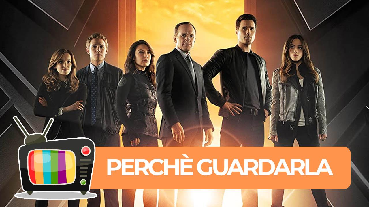 Agents of S.H.I.E.L.D.: l'eccezionale serie televisiva Marvel - Perché guardarla? thumbnail