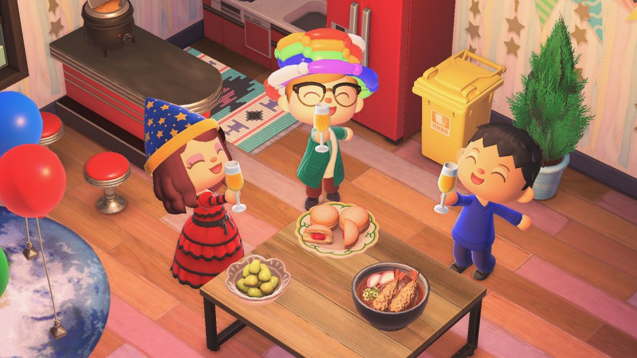 Arrivano i festeggiamenti di Capodanno anche in Animal Crossing thumbnail