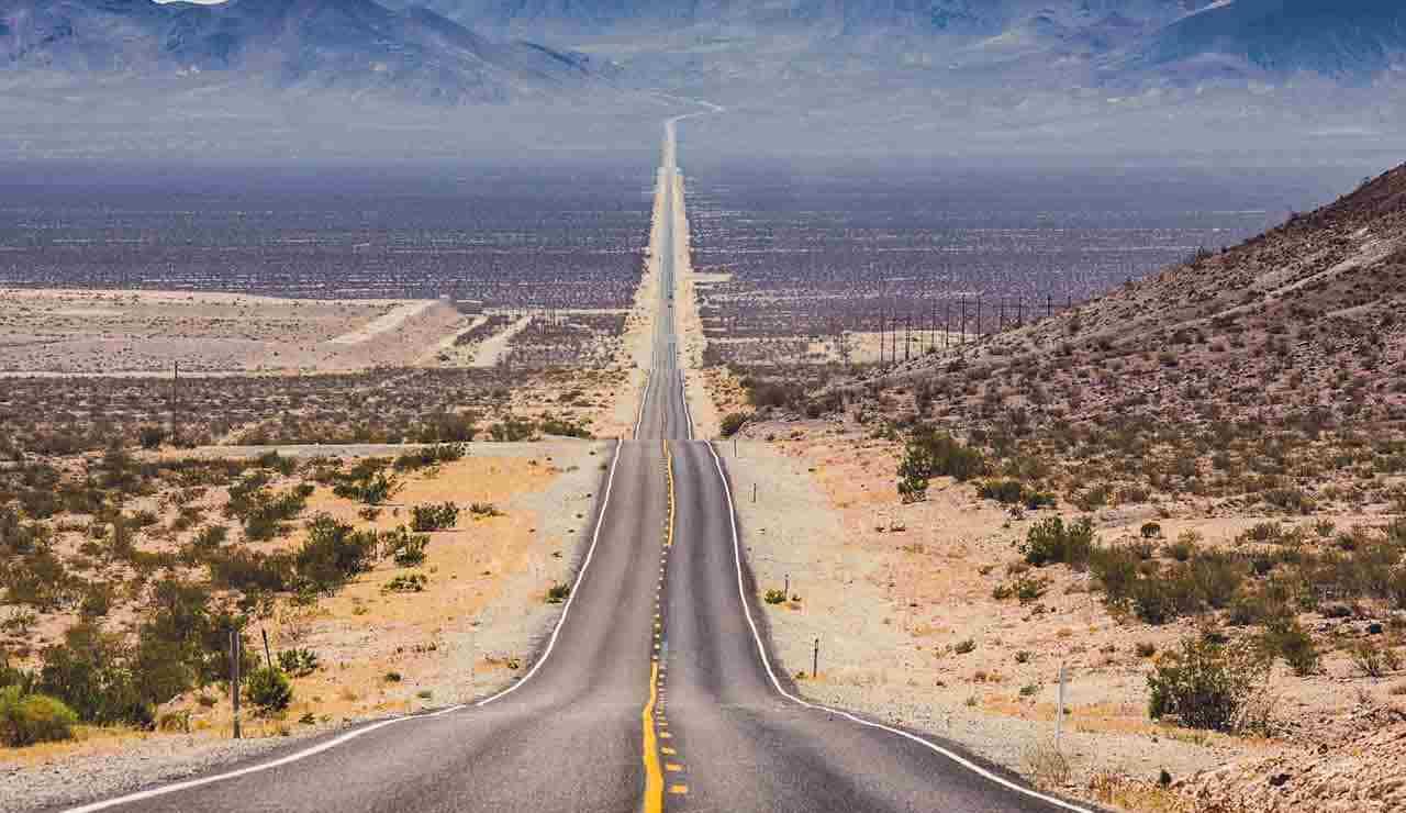 auto americane Route 66