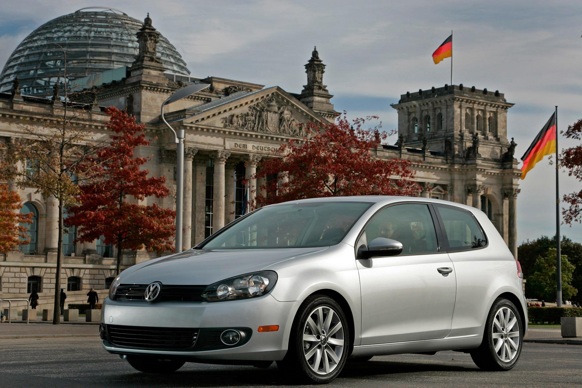 auto americane VW Golf