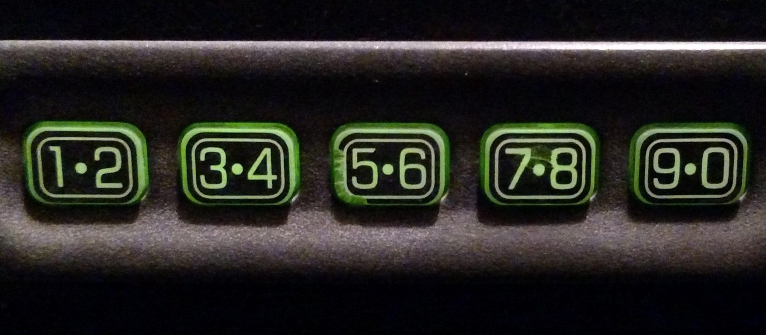 Ford SecuriCode tastierino macchine america
