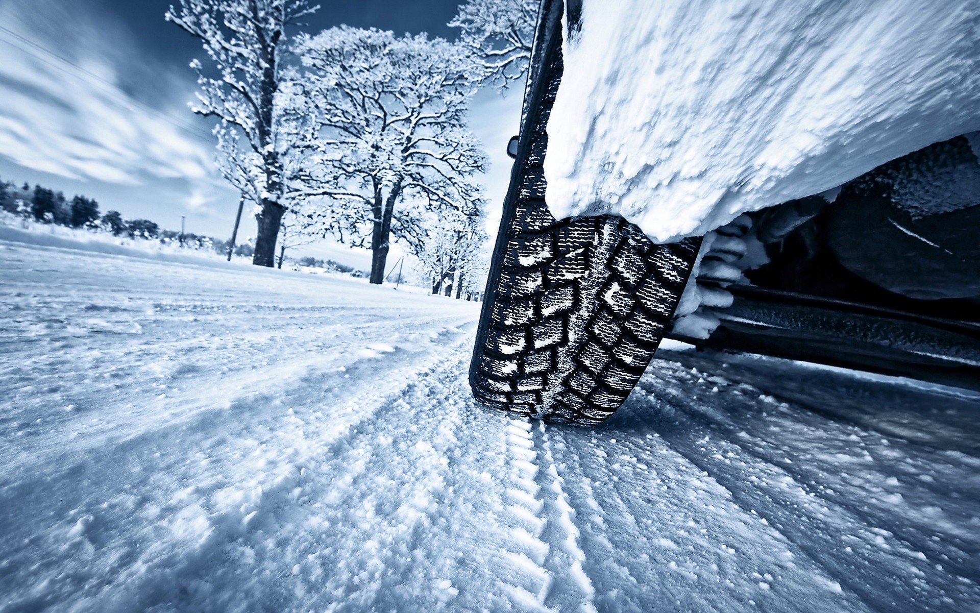 auto neve auto for dummies gomme