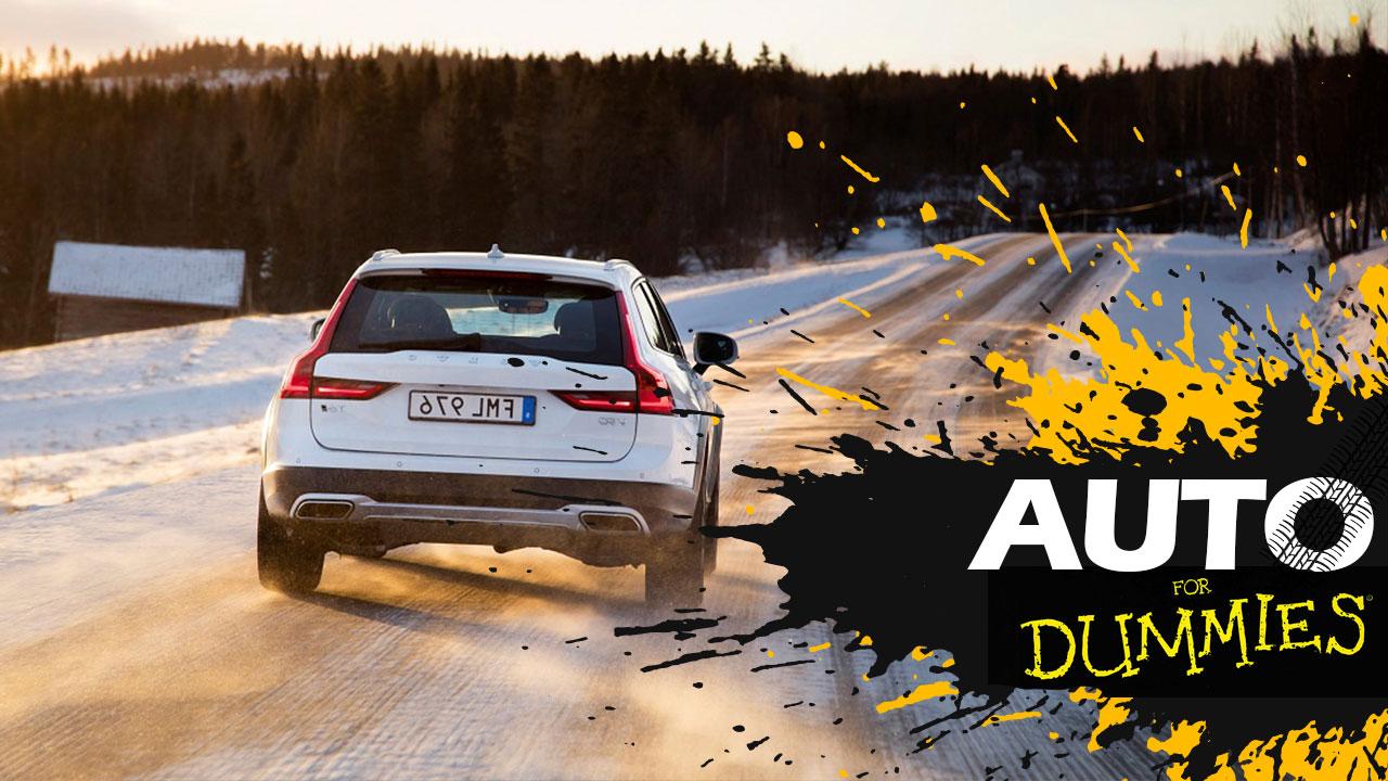 5 consigli per la guida in inverno | Auto For Dummies thumbnail