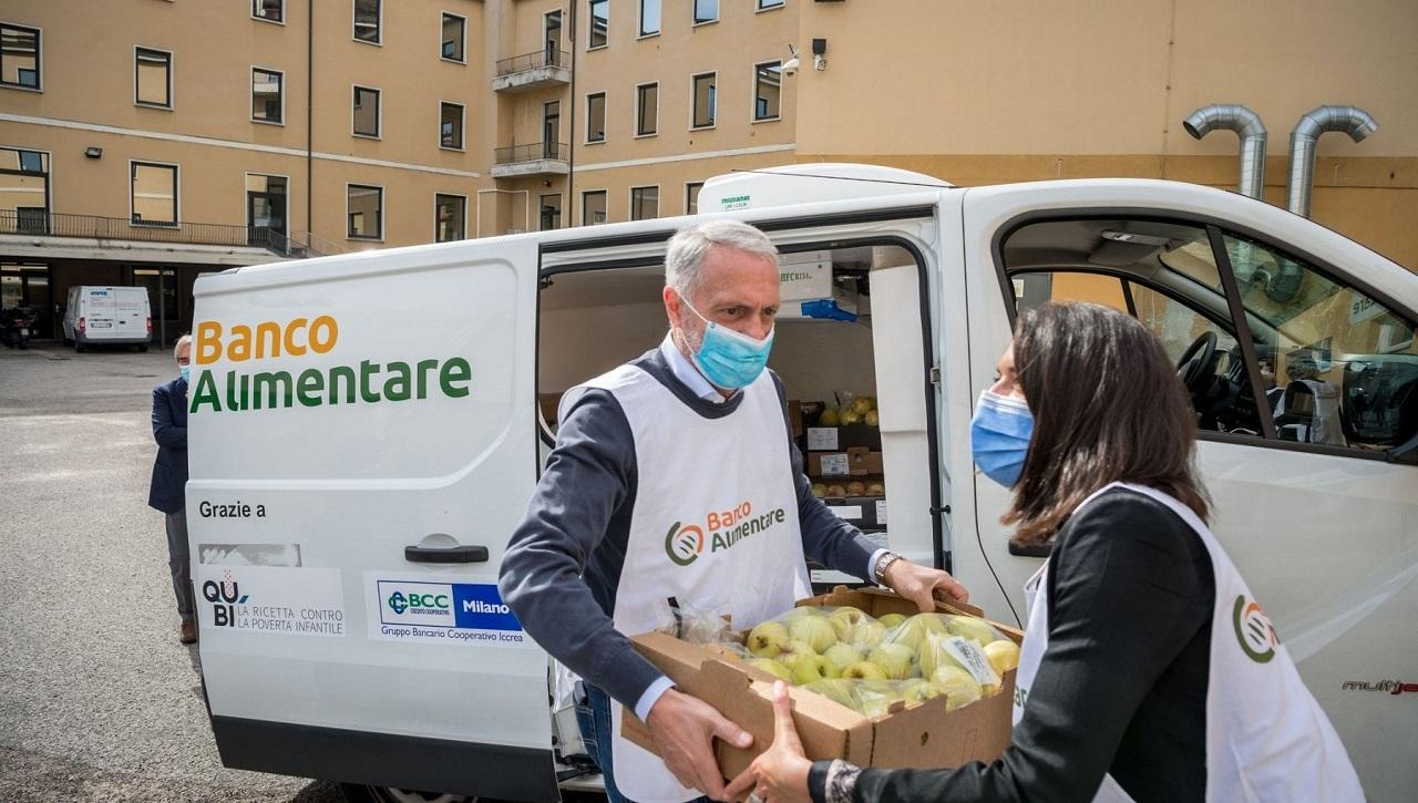 Colletta Alimentare 2020: donazioni record dai clienti Amazon thumbnail