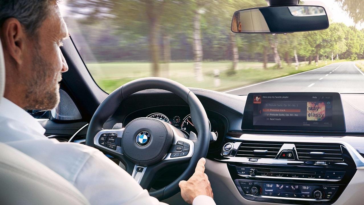 BMW e AWS annunciano una collaborazione globale thumbnail