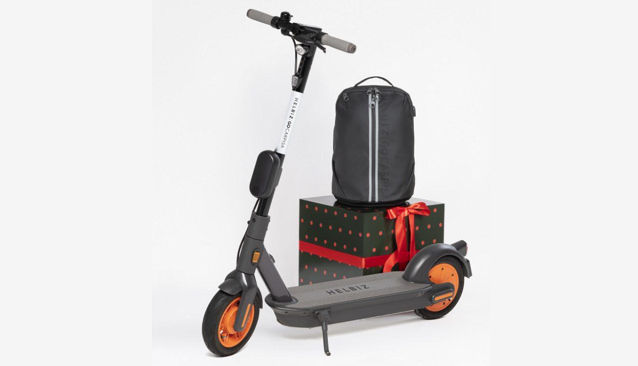Go Carpisa e Helbiz insieme per la mobilità green thumbnail
