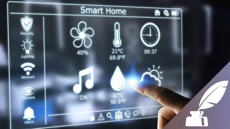 casa connessa casa intelligente copertina