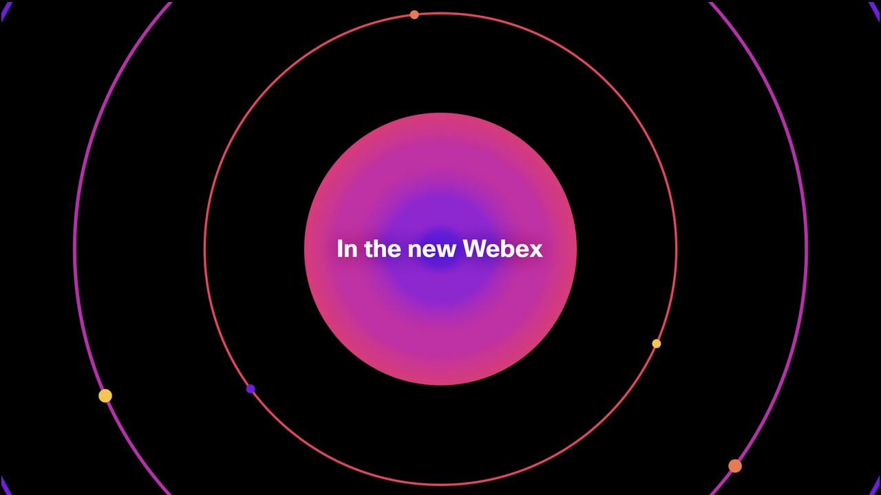 Cisco rinnova Webex, per lavorare da remoto come in presenza thumbnail