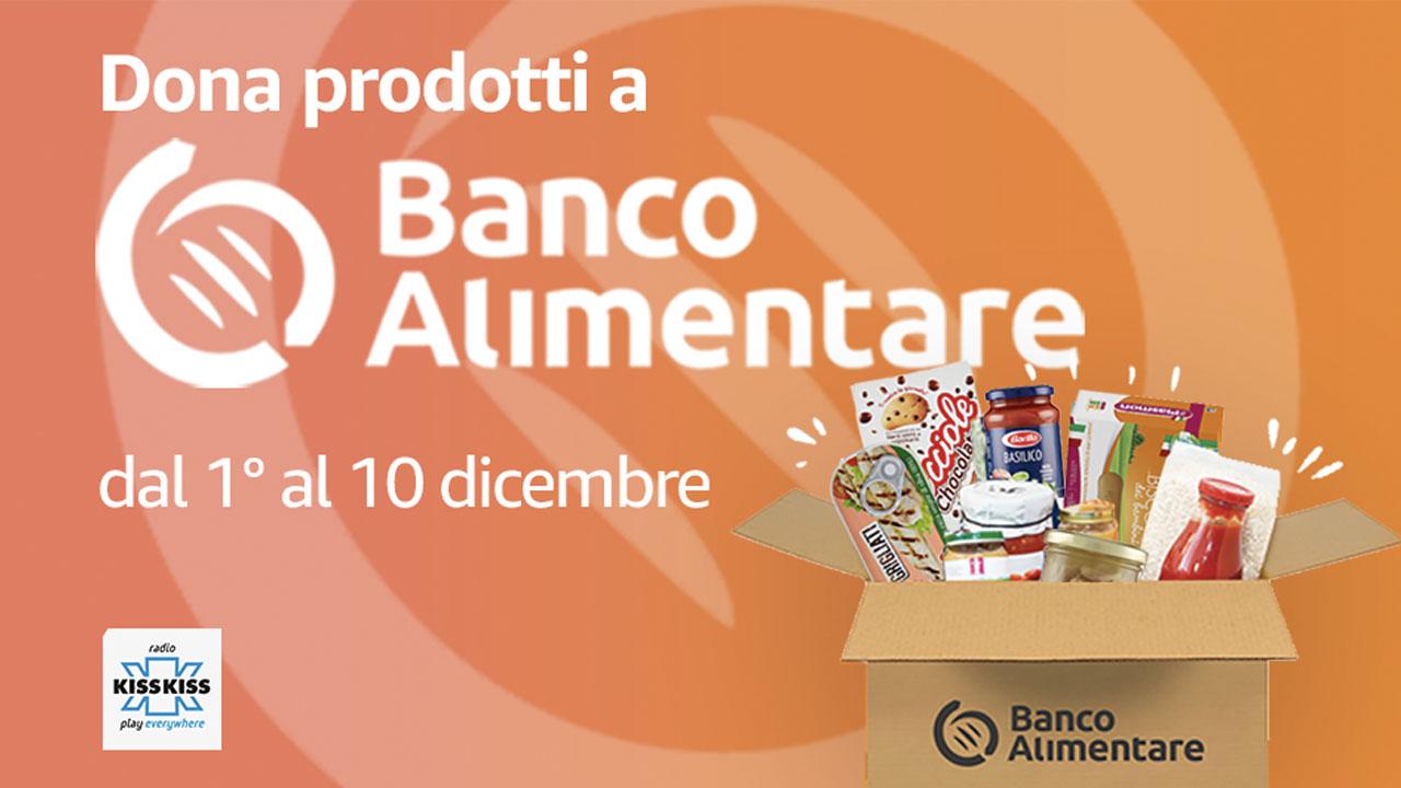 Amazon aderisce alla Colletta del Banco Alimentare thumbnail
