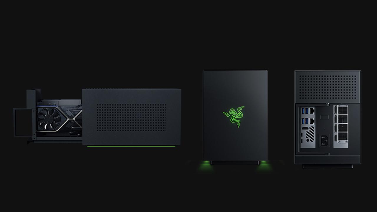 Tomahawk, il PC da gaming modulare di Razer, è disponibile negli Stati Uniti thumbnail