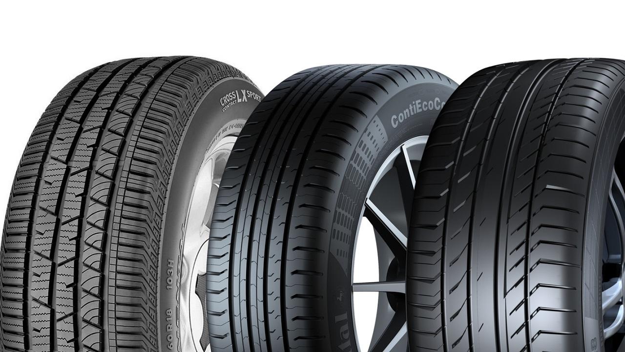 Continental avvia la produzione dei nuovi pneumatici RFID thumbnail
