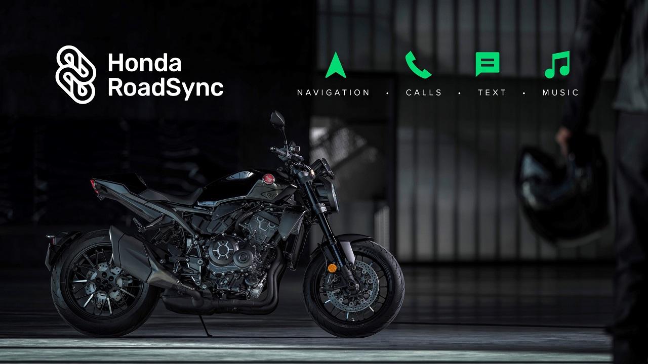 Controlli vocali e connettività avanzata per le moto Honda thumbnail